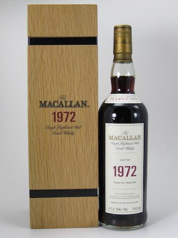 Macallan Fine & Rare 1972- 29 year old (1)