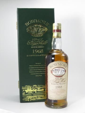Bowmore 1968- 32 year old (1)