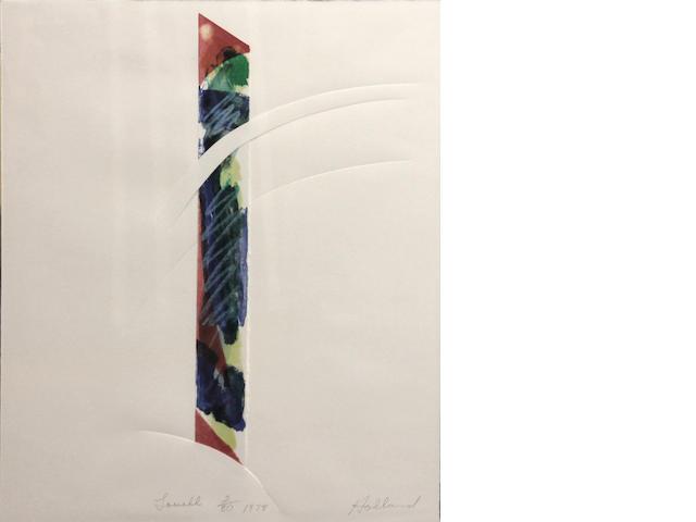 Tom Holland (American, born 1936); Lowell;