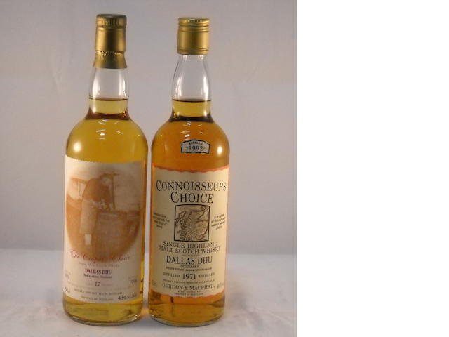 Dallas Dhu 1971- 21 year old (1) <BR /> Dallas Dhu 1978- 17 year old (1)
