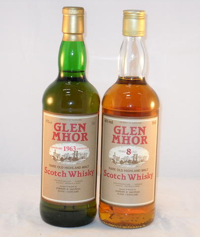 Glen Mhor 1963 (1) <BR /> Glen Mhor 8 year old (1)