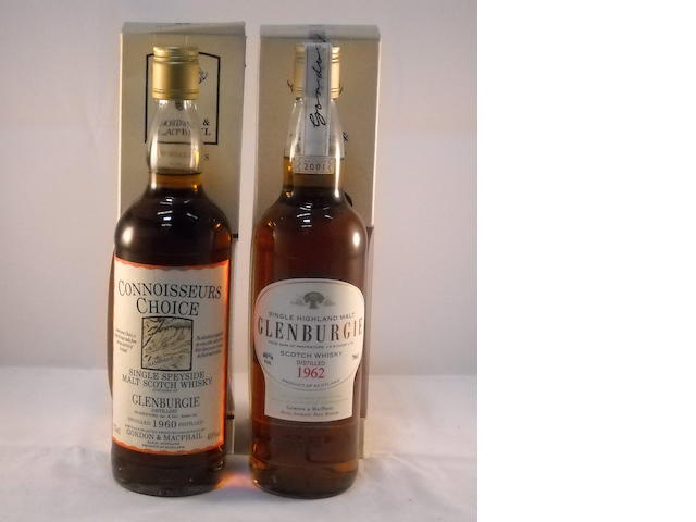 Glenburgie 1962- 39 year old (1) <BR /> Glenburgie 1960- 22 year old (1)