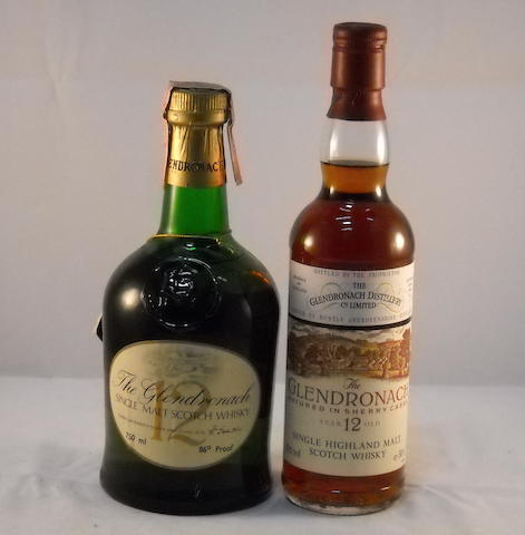 Glendronach 12 year old (1) <BR /> Glendronach 12 year old (1)