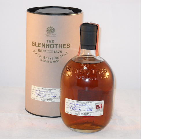 Glenrothes 1957- 22 year old (1) <BR /> Glenrothes 1979- 16 year old (1)