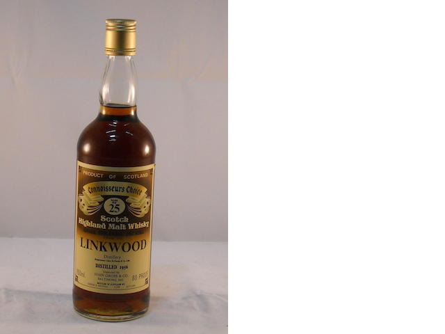 Linkwood 1956- 25 year old (1)