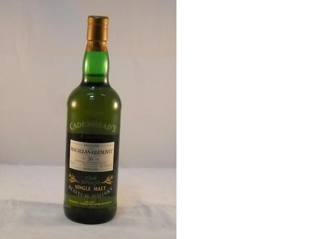 Macallan-Glenlivet 1963- 30 year old (1)