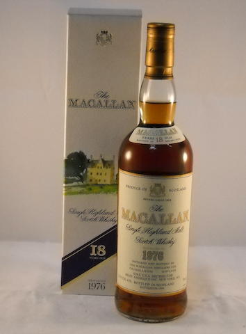 Macallan 1976- 18 year old (1)