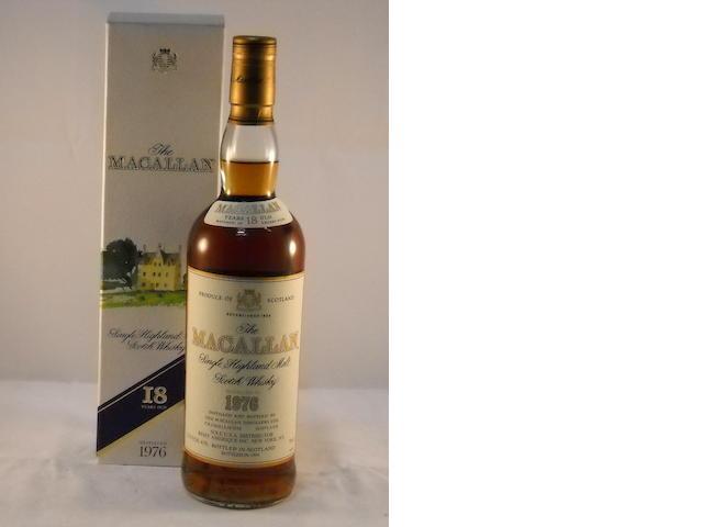 Macallan 1976- 18 year old (1)