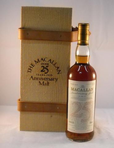 Macallan Anniversary 1968- 25 year old (1)