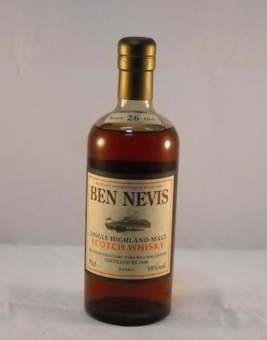 Ben Nevis 1966- 25 yr (1)