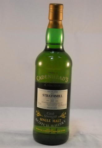 Strathmill 1980- 11 year old (1)