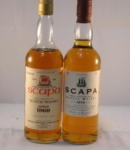Scapa 1960 (1) <BR /> Scapa 1979 (1)