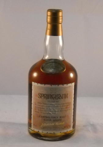 Springbank 25 year old (1)