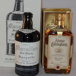 Macallan 1841 Replica (1) <BR /> Alistair Cunningham Retirement Whisky (1)