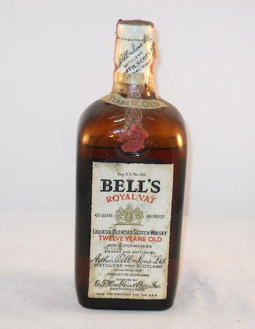 Bell's Royal Vat 12 year old (1)