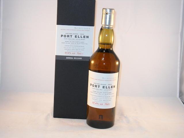 Port Ellen 25 year old- 5th Release (1)