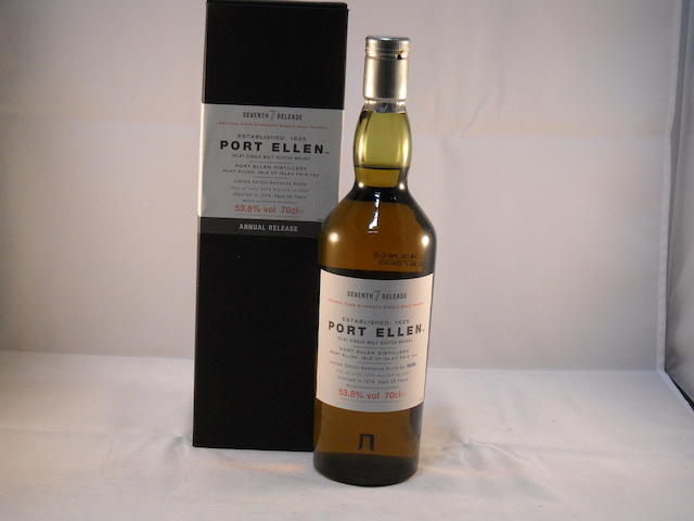 Port Ellen 28 yr- 7th Release (1)