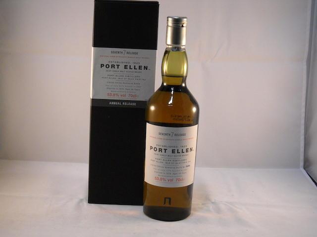 Port Ellen 28 yr- 7th Release (1)