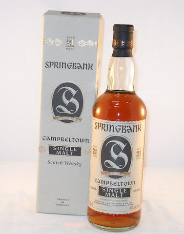 Springbank 21 year old (1)