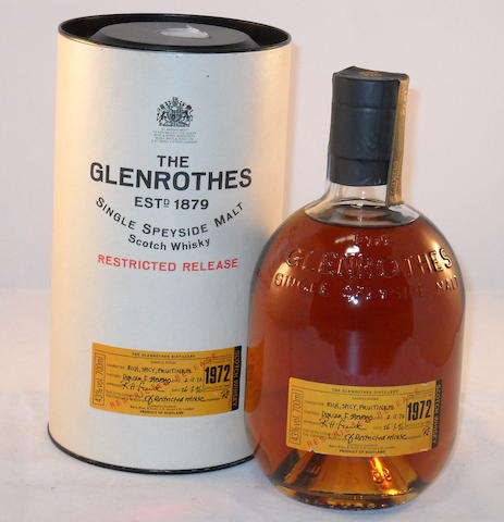Glenrothes 1972- 24 year old (1)