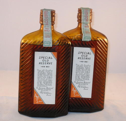 American Medicinal Spirits Co.- Special Old Reserve (4)
