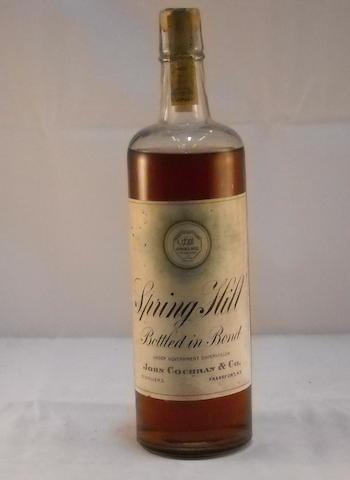 Spring Hill Bourbon 1910 (1)