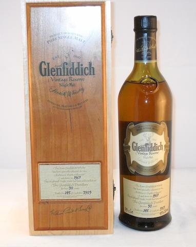 Glenfiddich 1967- 30 year old (1)