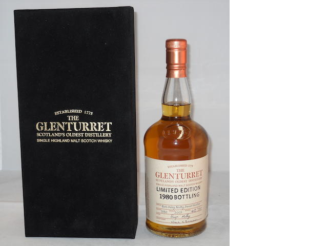 Glenturret 1980- 23 year old (1)