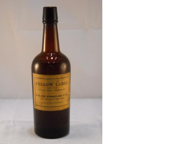 Yellow Label Pure Rye Whiskey (1)