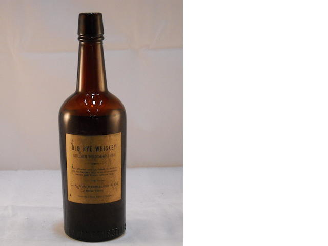 Old Rye Whiskey- Golden Wedding 1898 (1)