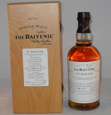 Balvenie 1971- 33 year old (1)