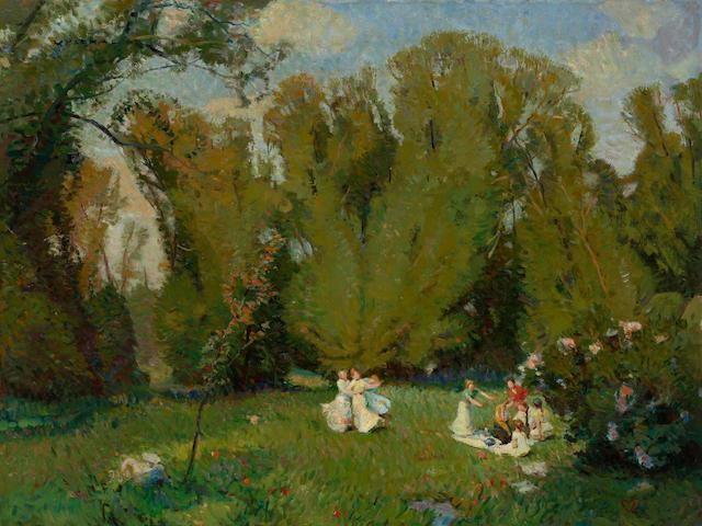 Edouard Vysekal (American, 1890-1939)