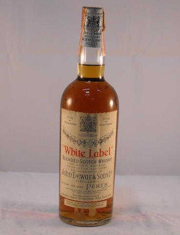 Dewar's White Label (1)
