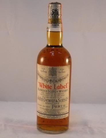 Dewar's White Label (1)