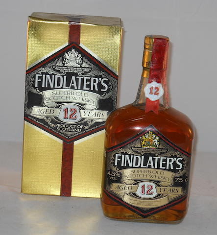 Findlater's 12 year old (1)