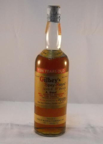 Gilbey's Spey Royal 10 year old (1)