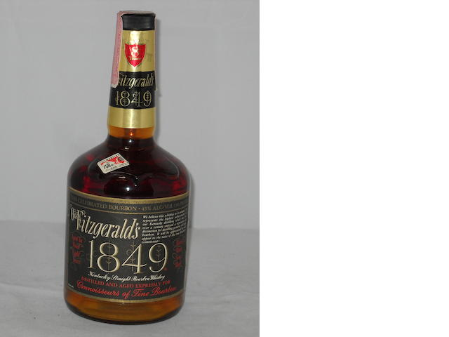 Old Fitzgerald '1849'- 8 year old (1)