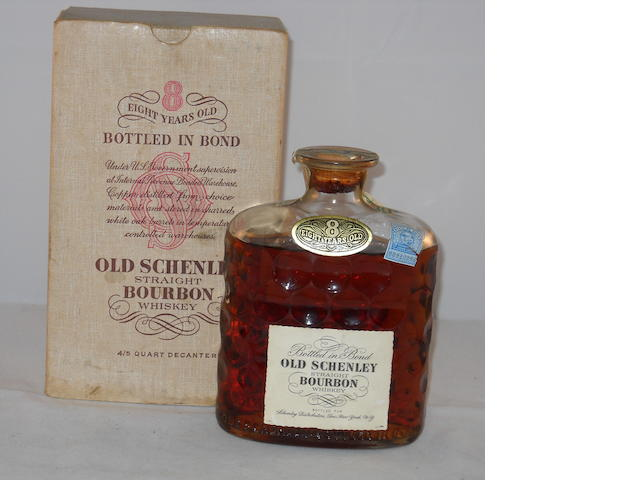 Old Schenley 8 year old (1)