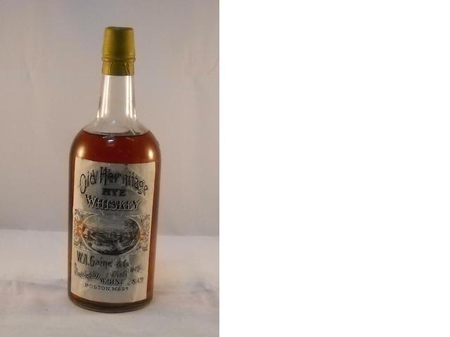 Old Hermitage Rye Whiskey (1)
