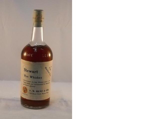 Stewart's Rye Whiskey (1)