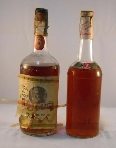Old Mr. Porter (1) <BR /> Bourbon circa 1940's (1)
