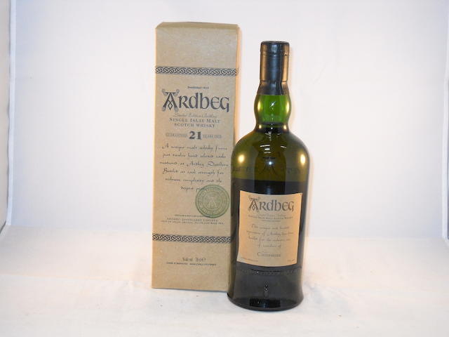 Ardbeg Committee Reserve 21 year old (1)