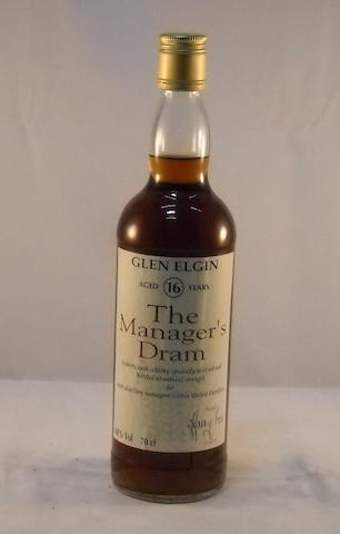 Glen Elgin 16 year old (1)