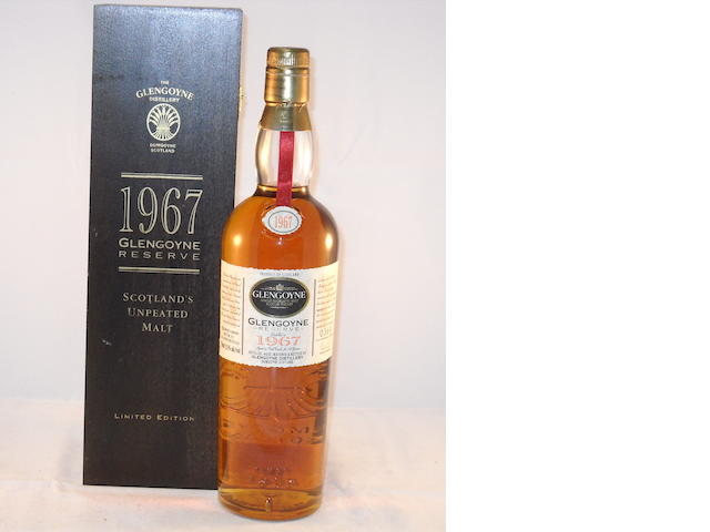 Glengoyne Reserve 1967-29 year old (1)
