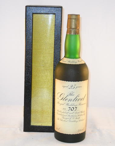 Glenlivet Royal Wedding Reserve- 25 year old (1)
