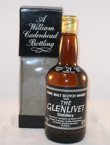 Glenlivet 1957- 21 year old (1)