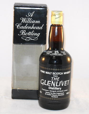 Glenlivet 1959- 25 year old (1)