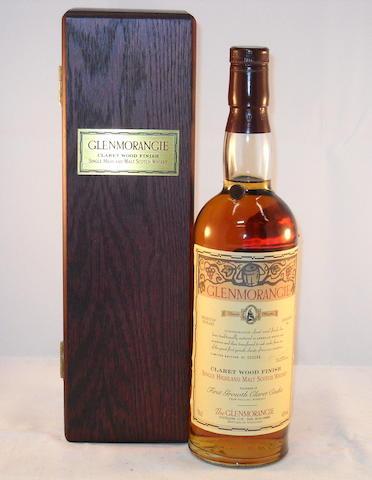 Glenmorangie 1989- Claret Finish (1)