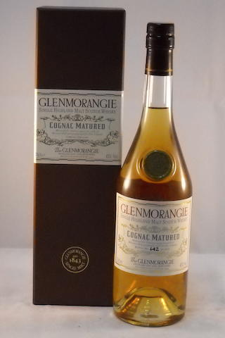 Glenmorangie Cognac Matured (1)