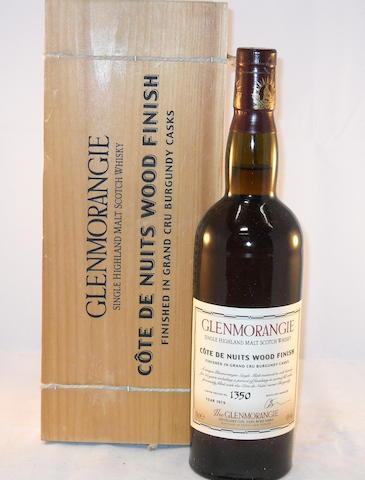 Glenmorangie 1975- Cotes-du-Nuits (1)